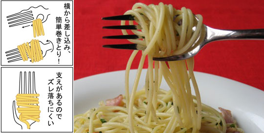 Calamente fork