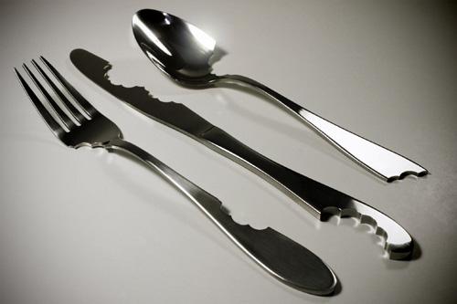 bite silverware