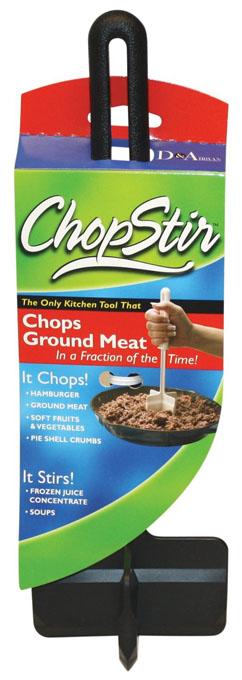 chop stir