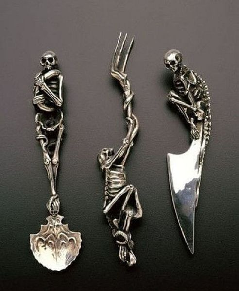 Weird-cutlery-design