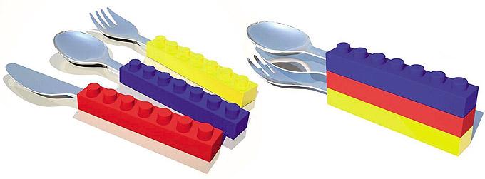 lego cutlery