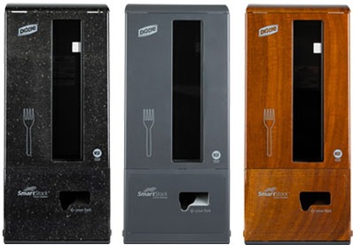 Dixie SmartStock Cutlery Dispensers