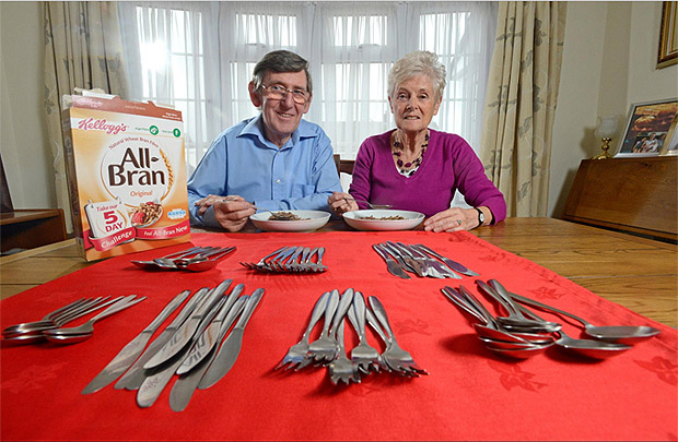 50 year cutlery