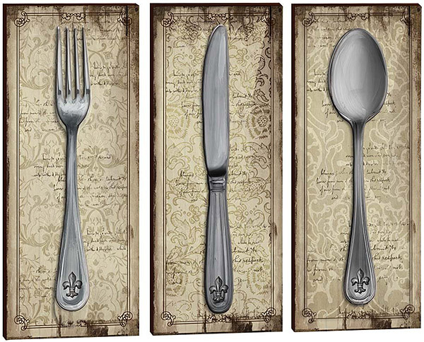Canvas Cutlery