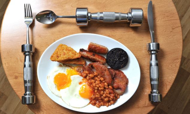 Heavy cutlery