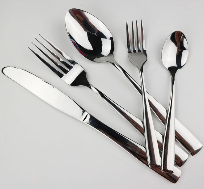 HOMMP Stainless Steel Flatware Sets
