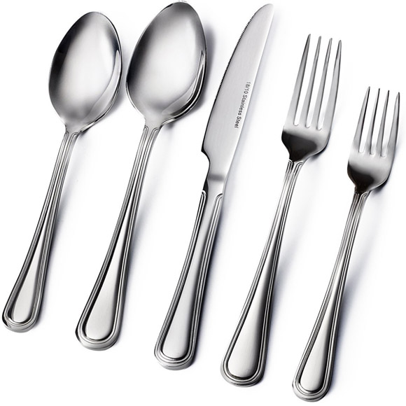 Sagler 20-Piece Flatware Set