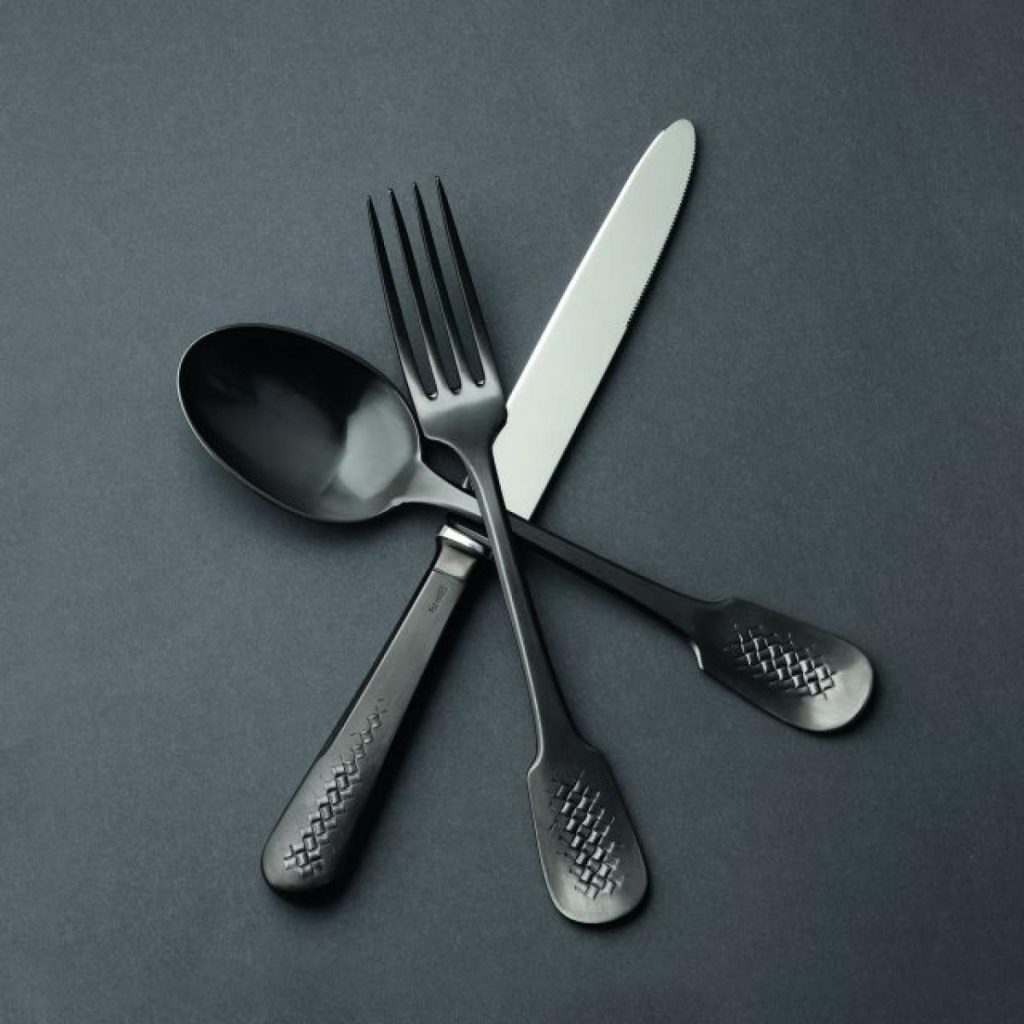 Bottega Veneta Sterling Silver Flatware