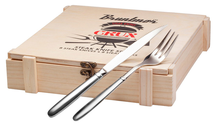 Bruntmor steak knives