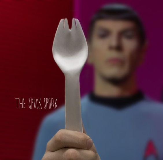 spock-spork