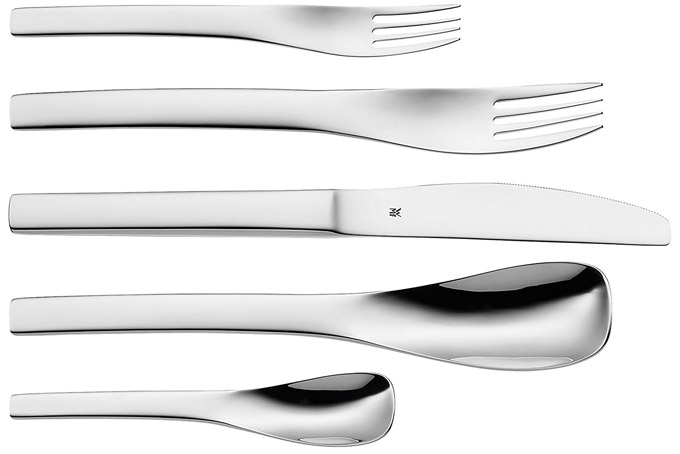 WMF Vela 20-Piece Flatware Set