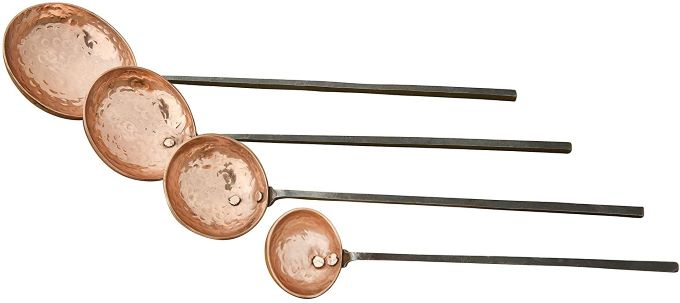 Copper Scoop or Ladle or Spoon
