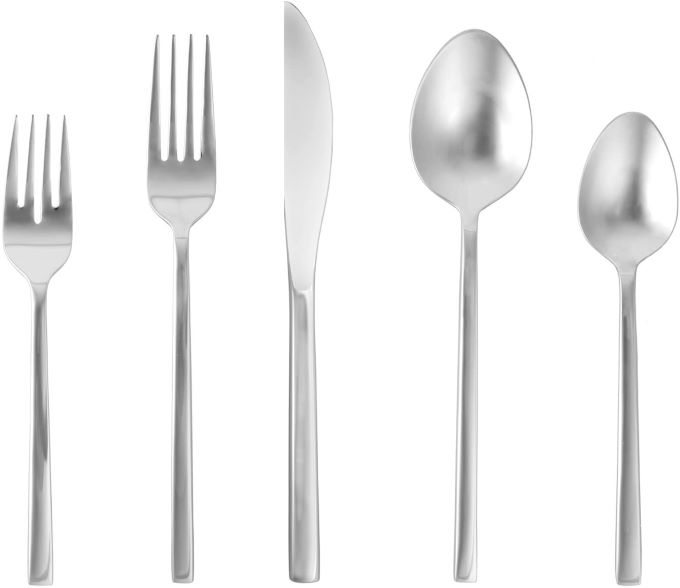 Fortessa Arezzo Stainless Steel Flatware